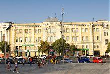 Здание Торгового банка в Харькове