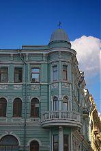 Еркер успенського Братського будинку і причту в Харкові