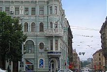 Будинок Успенського собору в Харкові