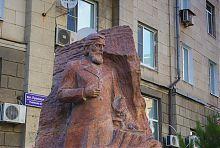 Пам'ятник Мечникову в Харкові на Пушкінській