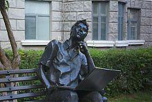 Пам'ятник студенту в Харкові