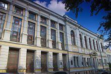Будівля центральної наукової бібліотеки ХНУ ім. Каразіна в Харкові