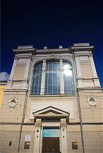Корпус юридического факультета харьковского университета