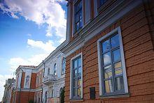Центральный фасад харьковского университета