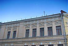 Західний фасад недільної школи Христини Алчевської в Харкові
