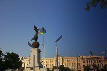 Харьковский памятник в честь независимости Украины