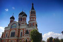 Харківська Трьохсвятительська церква