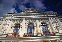 Верхній ярус центрального ризалітиухарківського Земельного банку
