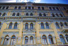 Центральний фасад харківського університету мистецтв