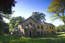 Палац колишньої садиби Вільгів у Голобах