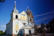 Церковь святого мученика Георгия Победоносца в Голобах