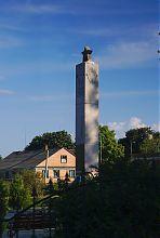 Памятник всем погибшим во Второй мировой войне в Голобах