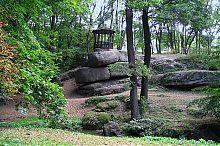 Тарпейська скеля в Софіївці. Умань