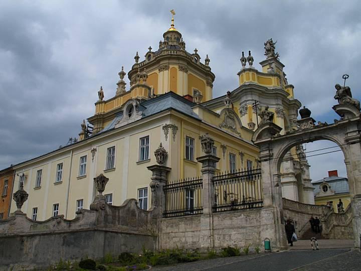 8580871aedee92 Львівський собор Святого Юра