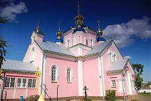 Южный фасад ковельского Воскресенского кафедрального собора