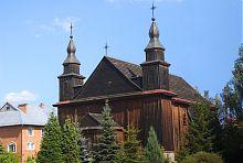 Южный фасад ковельского храма католического прихода святой Анны