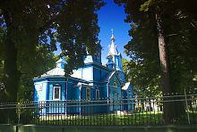 Олицька Троїцька православна церква