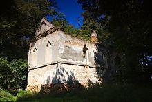 Католическая кладбищенская часовня в Олыке