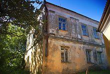 Південний фланкуючий корпус фортеці Радзивіллів в Олиці