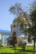 Владимирская часовня Владимир-Волынского