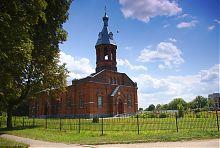Георгиевская (Свято-Юрьевская) церковь Владимир-Волынского