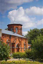 Баня храму святого Георгия во Владимир-Волынском