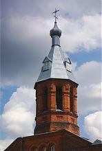 Колокольня Свято-Юрьевской церкви во Владимир-Волынском