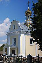 Миколаївська церква у Володимир-Волинському
