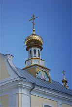 Куполи володимир-волинського Миколаївського храму