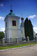 Дзвіниця церкви святого Миколая у Володимир-Волинському