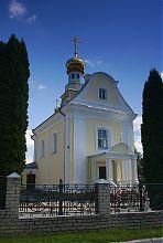 Колишня каплиця святого Йосафата у Володимир-Волинському