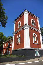 Колокольня бывшего доминиканского монастыря Владимир-Волынского