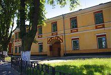 Северный корпус доминиканского монастыря Владимира