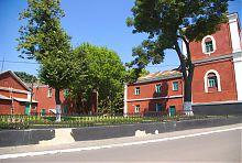 Бывший доминиканский монастырь Владимир-Волынского