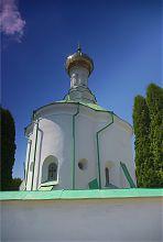 Южный фасад храма святого Василия во Владимир-Волынском