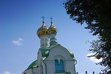 Колокольня Васильевской церкви Владимира на Волыни