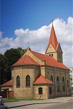 Костел святого Иосафата (Кунцевича) Владимир-Волынского