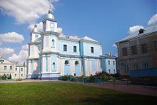 Колишній єзуїтський монастир Володимиру