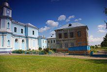 Південний корпус володимирського Христорождественского монастиря
