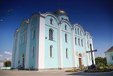 Успенский кафедральный собор Владимир-Волынского