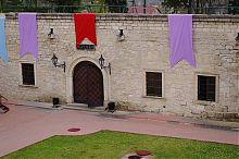 Каземат Збаражского замка