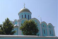 Северный фасад владимирского Успенского собора
