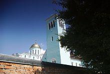 Колокольня Мстиславого храма во Владимир-Волынском