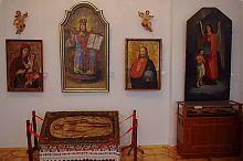 Експонати сакральної колекції Збаразького замку
