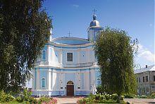 Колишній костел Серце Ісуса (Послання Апостолів) Володимир-Волинського