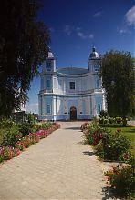 Кафедральный собор Рождества Иисуса Христа во Владимир-Волынском