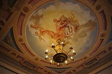 Интерьер Збаражского дворца