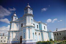 Южный фасад Христорождественского храма