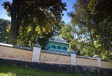 Колокольня залесоческой Сретенской церкви