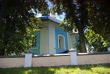 Сретенская церковь в Залесочье